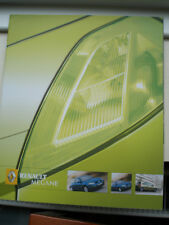 Renault Megane range brochure Feb 2005