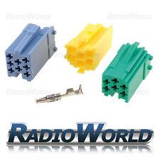 Mini ISO Male Terminal Block Socket Connector Repair Kit Set 20 pin
