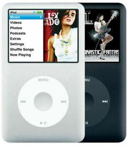 New Apple iPod classic 5th, 6th, 7th 代 (30gb, 60gb, 80gb, 120gb, 160gb)