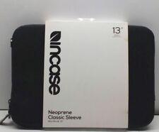 "INCASE Black Neoprene Classic Sleeve MacBook 13"""