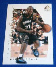 Kevin Garnett Single-Insert Basketball Trading Cards