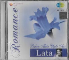 ROMANCE BAHON MEIN CHALE AAO - LATA -  NEW BOLLYWOOD CD - FREE UK POST