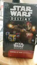 Star Wars Destiny Empire at war Booster Box