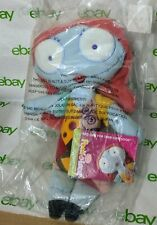"""DISNEY Pook-A-Looz Sally Nightmare Before Christmas Plush 11"""" New In Plastic"""