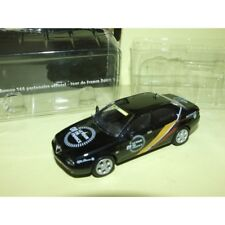 ALFA ROMEO 166 Officiel Tour De France 2001 NOREV pour ATLAS 1:43