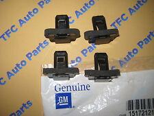 Chevy Pontiac Camaro Firebird  A-Pillar Retainer Clips OEM GM