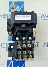 Ge Size 2 Motor Starter Cr308 45 Amp 600v 25 Hp 15d22g023 208v Coil
