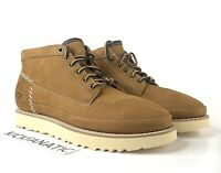 UGG Australia Campfire Lace Up Trail New Boots Chestnut Brown Suede Mens Size 10
