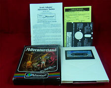 Atari XL:  Adventureland - Adventure International 1983