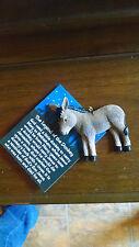 Donkey Christmas ornaments free shipping