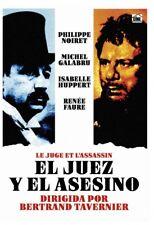 EL JUEZ Y EL ASESINO - Le Juge Et L'Assassin