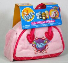 NEW Zhu Zhu Pets Guinea Pig Hamster DELUXE CARRIER Pink