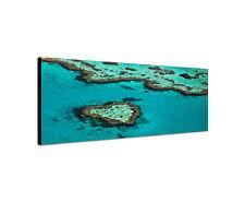 120x40cm Great Barrier Reef Panorama Taucherparadies Australien Riff Bild Sinus