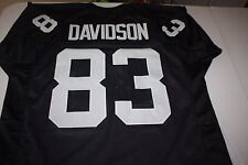 BEN DAVIDSON #83 SEWN STITCHED HOME THROWBACK JERSEY SIZE XXL 1967 AFL CHAMPS