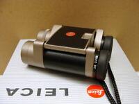 "Leica Fernglas - Leica Trinovid 8x20 BC ""Titan Edition/ Ledercase"" - RAR !"