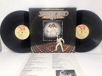 Saturday Night Fever LP Vinyl Record Original 1977 First Pressing - Excellent