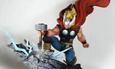 Thor Strike Down Full Size Statue by Bowen Designs NIB Ragnarok Hot Item!!