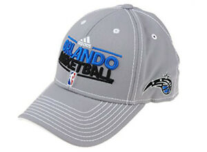 Adidas NBA Men's Orlando Magic Authentic Practice Graphic Cap