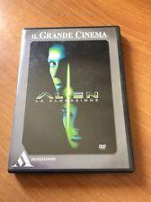 ALIEN LA CLONAZIONE il grande cinema MONDADORI  DVD FILM