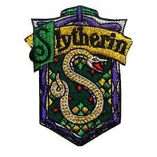 HARRY POTTER MALFOY SLYTHERIN PATCH EMBROIDED IRON OR SEW ON