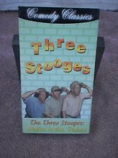 The Three Stooges: Malice in the Palace, Sing a Song of Six Pants (VHS)