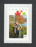AUTUMN = SEASON COLOURS = FALL = picture postage stamp MNH Canada 2013 [P3sn14]