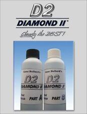 8 oz Rod Builders Finish Kit, Diamond II Rod Building Finish/Epoxy/Coating