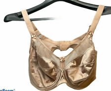Goddess Keira Banded Underwire Bra - US 42 G - Fawn - LN