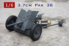GERMAN WW II 37mm PAK 36 gun 1/6 Scale UK  46 CM long !