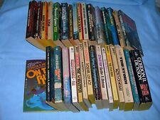32 Gordon R Dickson Science Fiction Paperback Books Dorsai etc.