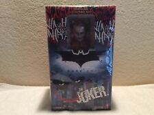 Hot Toys The Joker The Dark Knight 1/4 Collectible Bust MISB
