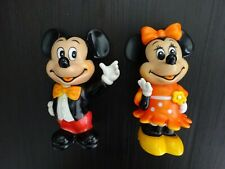 Mickey and Minnie Vintage Money boxes