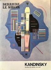 Kandinsky: Derrière le Miroir, No. 154: Bauhaus de Dessau 1927-1933 Fine Prints