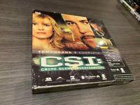 Csi Crime Scene Investigation Miami DVD Stagione 7 Completa