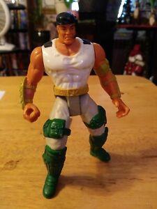 """Vintage GI Joe Extreme LT Stone  4.25"""" Figure Hasbro Lieutenant"""