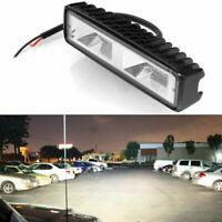 """6"""" 48W LED Arbeitsscheinwerfer Flutlicht Flood Driving Fog Lampe Offroad LKW SUV"""
