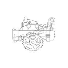 TOPRAN Oil Pump 721 213
