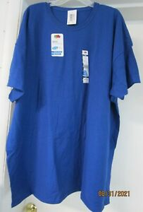 FRUIT OF THE LOOM...360 BREATH CREW  SHIRT.. 4 COLORS. SIZE   4 X