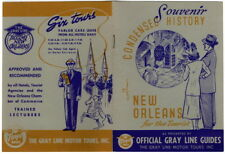 Official Gray Line Guides, Souvenir Condensed History of New Orleans