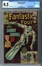 Fantastic Four #50 CGC 4.5