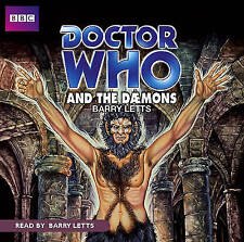 Doctor Who and the Daemons by Barry Letts (CD-Audio, 2008)