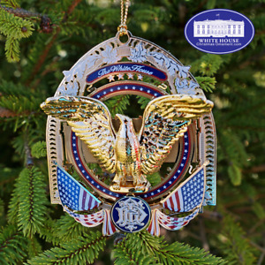 The 2017 White House Christmas Ornament
