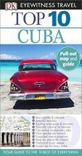 Top 10 Cuba (Eyewitness Top 10 Travel Guide)-ExLibrary