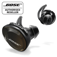 Bose SoundSport Free Wireless Headphones - Triple Black **NEW MODEL**