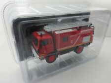 DIECAST 1985 Fourgon d' appui Renault Fire Engine Scale 1:64 - NEW