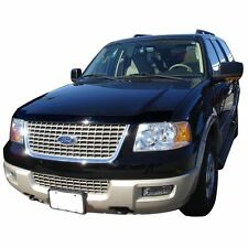 Hood Stone Guard-Aeroskin Smoke AUTO VENTSHADE 322037 fits 03-06 Ford Expedition