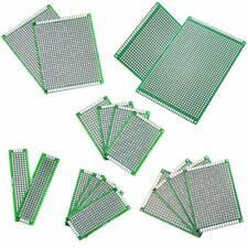 10/20 stk Lochrasterplatine Doppelseitig Prototyp Platine Leiterplatte PCB Board