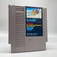 Jeu - Slalom - Nintendo - PAL FRG - NES - Nintendo (ML)
