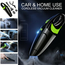 Portable Rechargeable Handheld Vacuum Cleaner Wet Dry Cordless for Car Home New