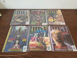 Aliens - Vol.2 - 6 issue lot Dark Horse - 1993-1994 Magazine Size